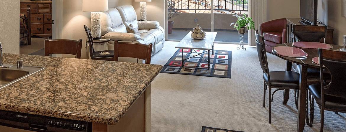 Senior Living - Countertops