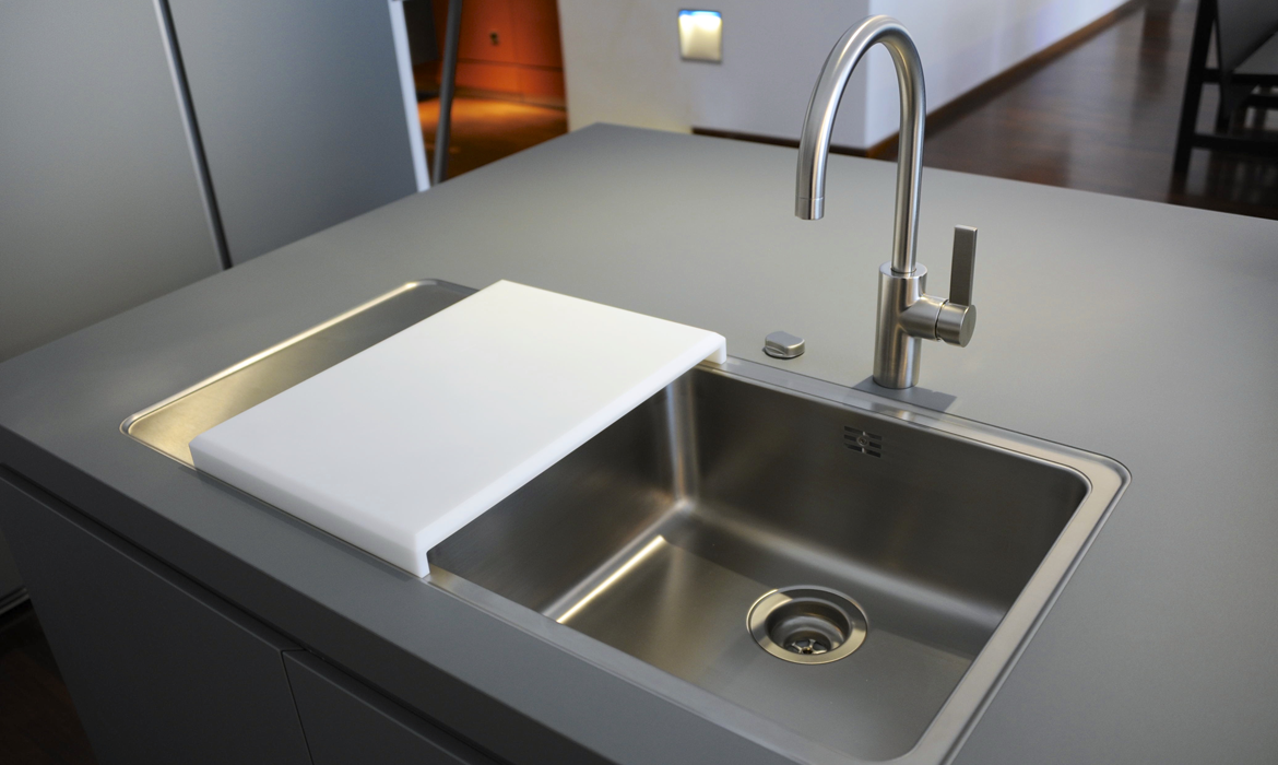 new it stainless steel you we installed how front sink with countertops in countertop apron