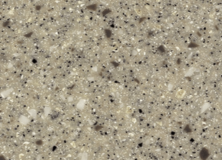 River Rock Solid Surface
